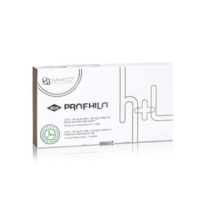 PROFHILO® H+L 2ML Stabilized Hyaluronic Acid (HA) - Grace Beauty