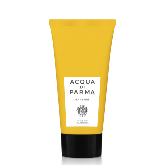 Acqua di Parma Collezione Barbiere Pumice Face Scrub 75ml - Grace Beauty