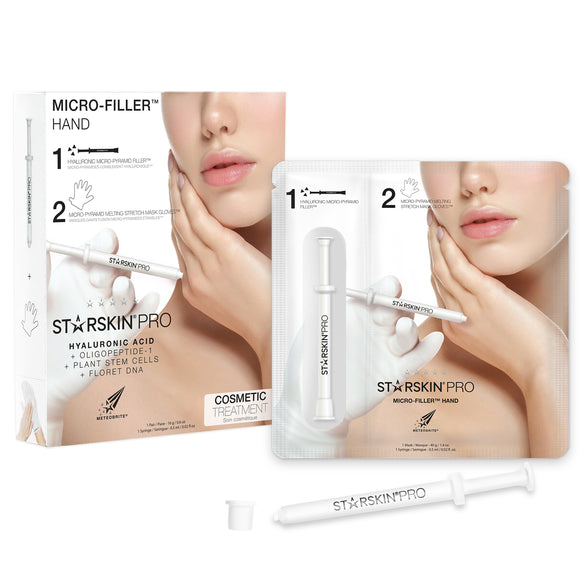 STARSKIN® PRO MICRO-FILLER™ HAND, Advanced Anti-ageing Hand Treatment - Grace Beauty