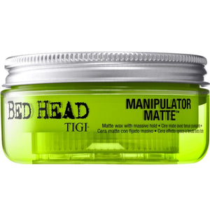 TIGI BED HEAD Manipulator Matte Wax Extra Strong Hold 56.7ml - Grace Beauty