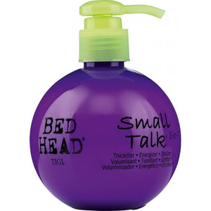 TIGI Bed Head Small Talk Thickening and Volumizing Hair Styling Cream 240ml - Grace Beauty