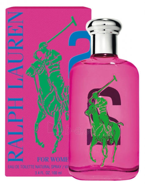 Ralph Lauren Big Pony Collection 2-Pink for Women 100ml EDT Spray
