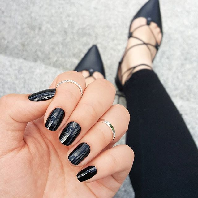 Appliqué de vernis Midnight