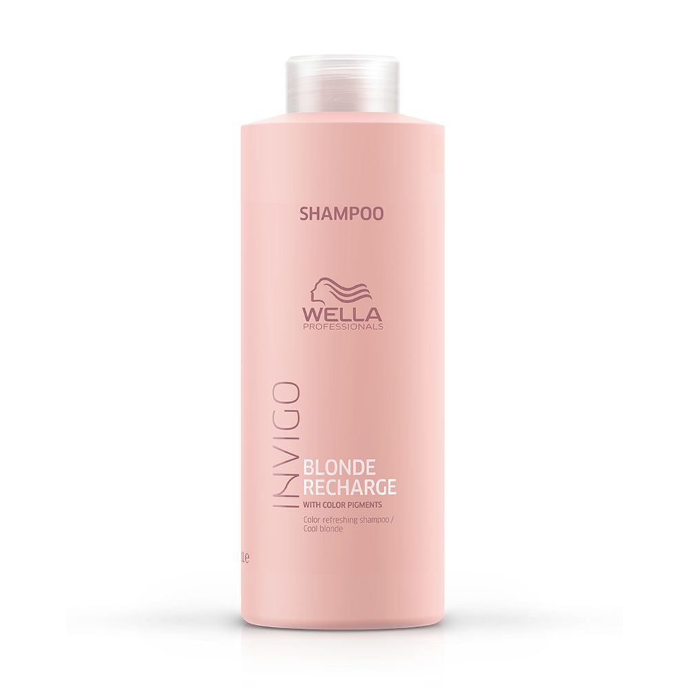 Shampoing Invigo Blonde Recharge