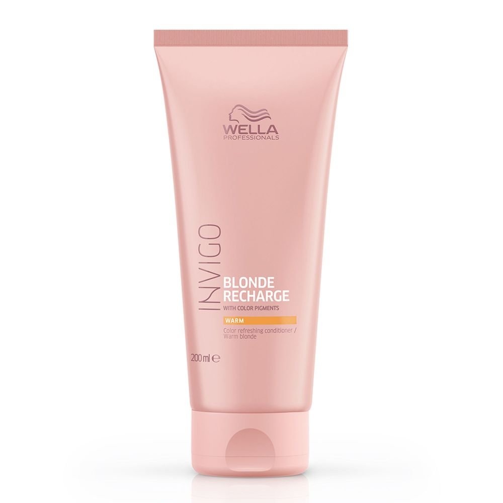 Revitalisant Invigo Blonde Recharge pour blond chaud