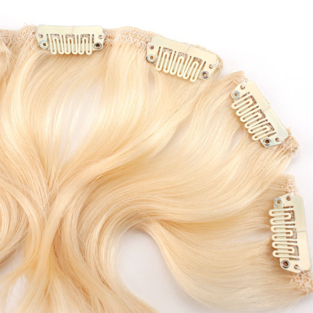 Extensions clip in Pina Colada #60