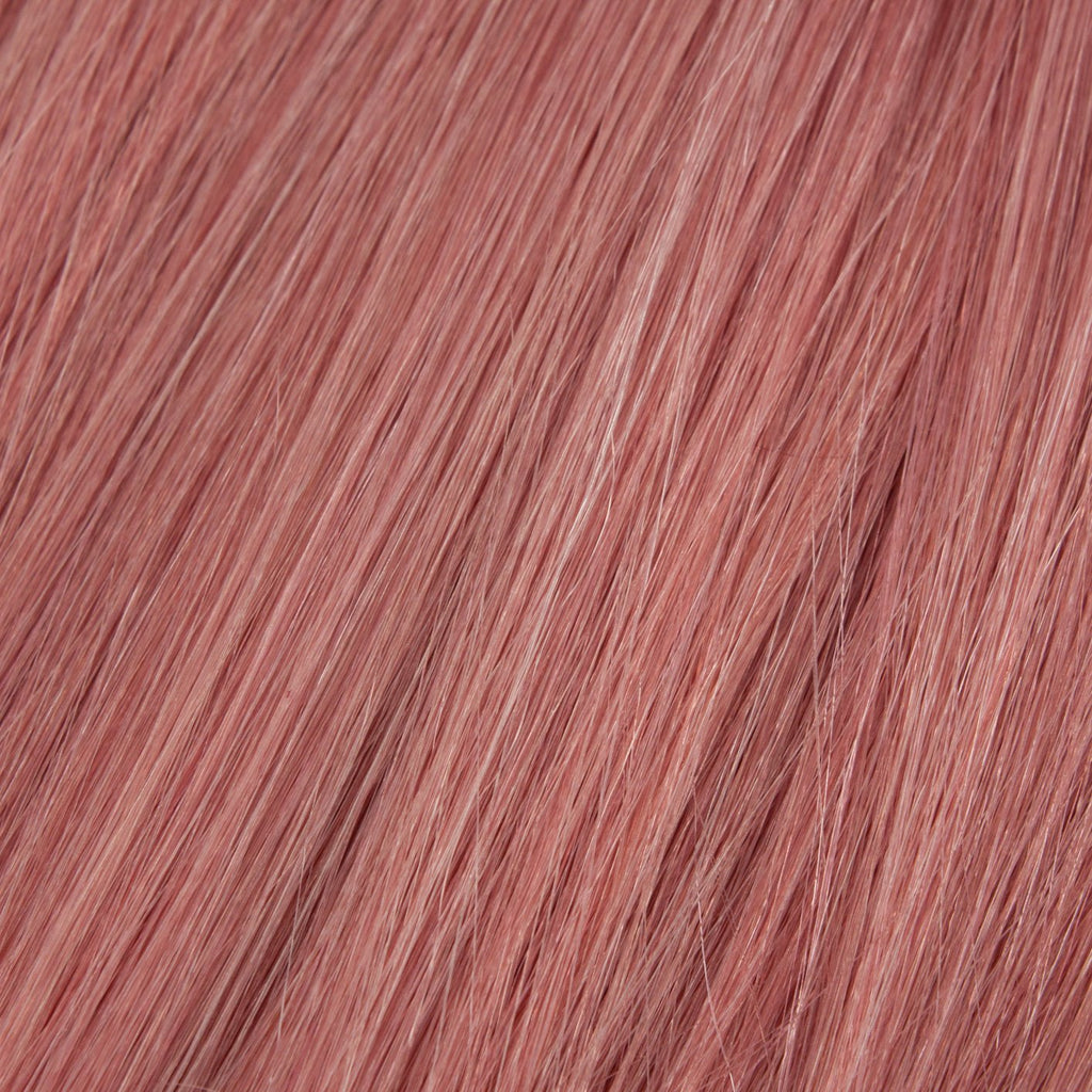 Extensions clip in Belle en rose #pink