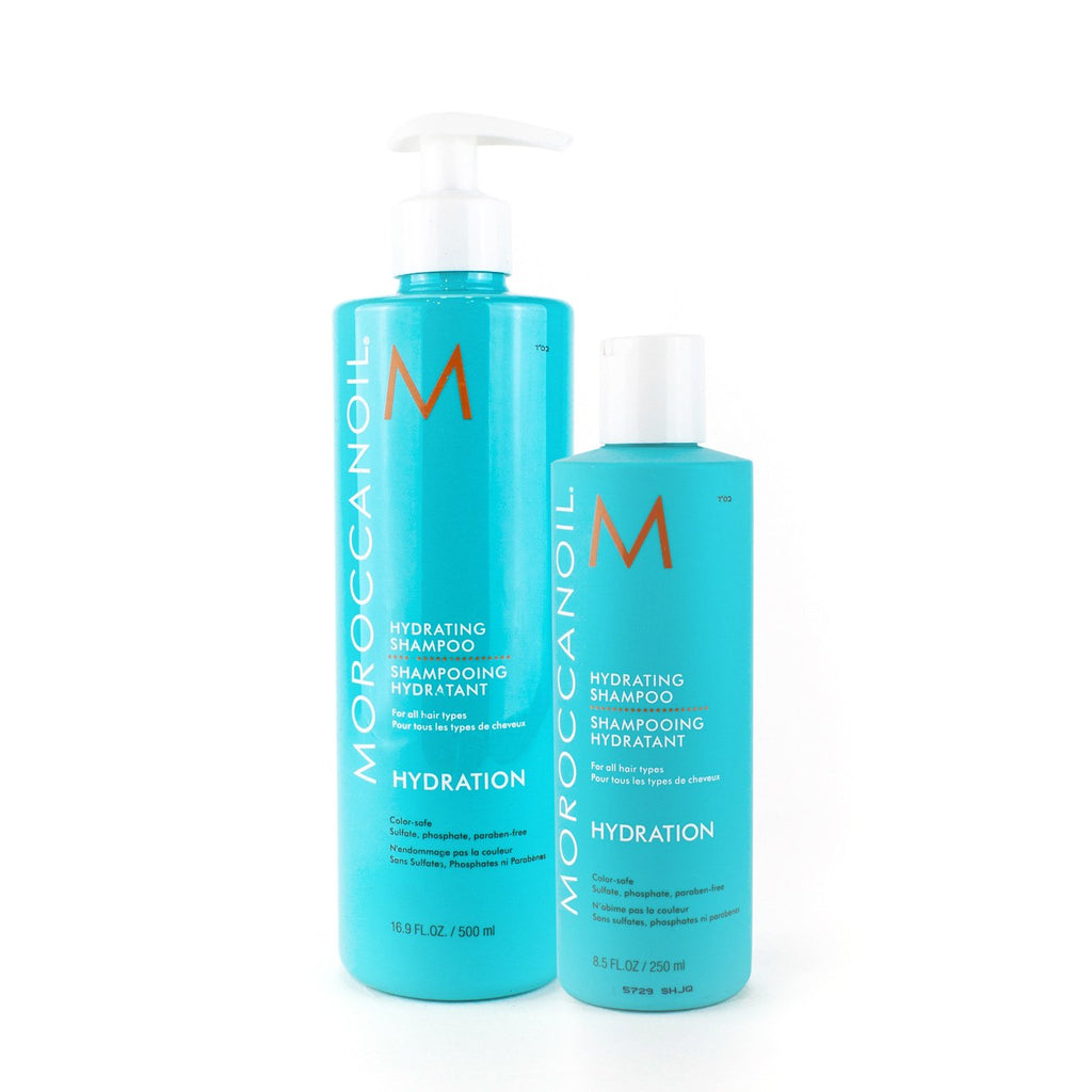Shampoing hydratant Moroccanoil