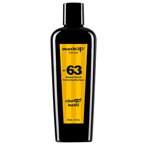 N.63 shampoing Sweet gold