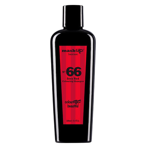 N.66 shampoing Sexy red