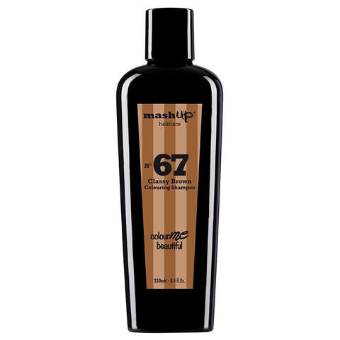 N.67 shampoing Classy brown