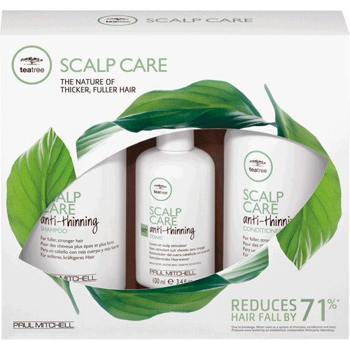 Trio scalp care