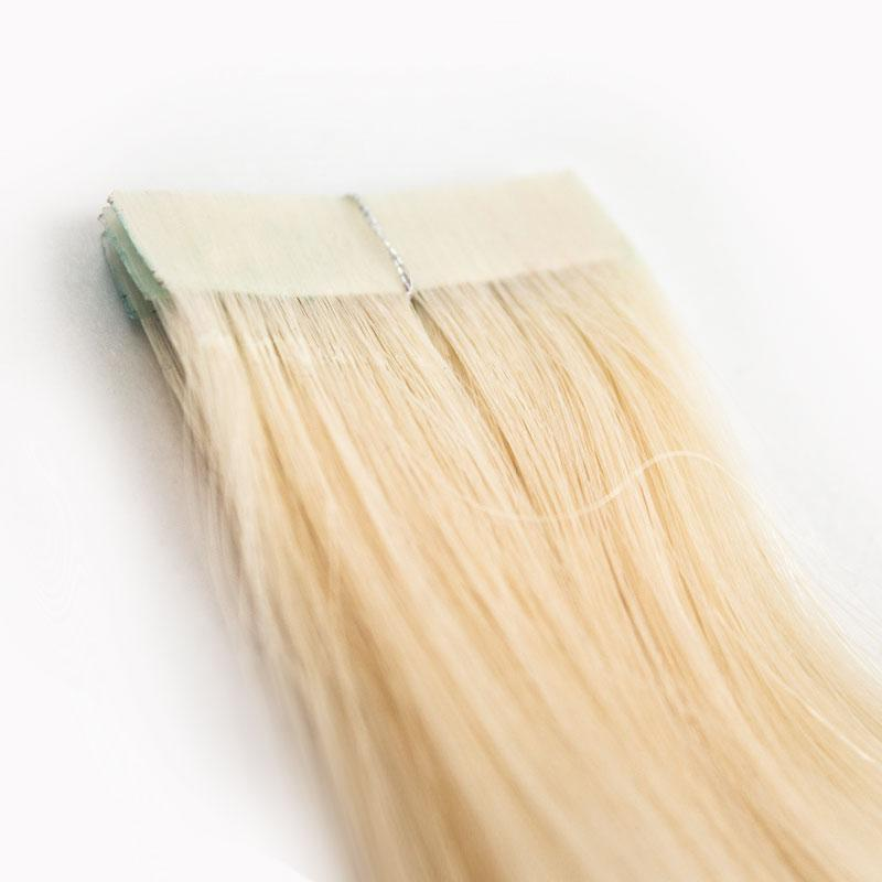 Bandes adhésives Ombré Blond Strawberry à Blond Cendré  # t12.14.22