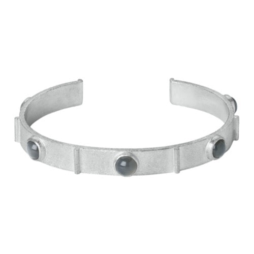 Embrace bracelet grey moonstone