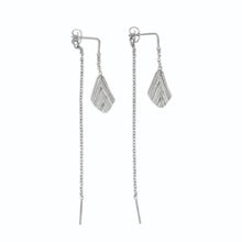 Faggio earring with chain