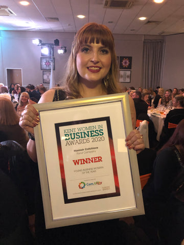 Hannah Catchlove, Fond Company, Kent Women In Business Awards