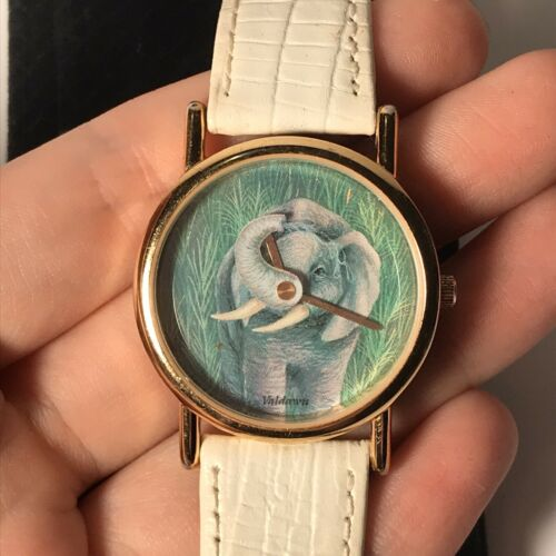 Valdawn Inc. Elephant Watch