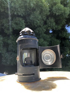Antique Kerosene Nautical Marine Boat Signal Lantern Light Lamp Hand Wall