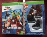 Disney INFINITY: Marvel Super Heroes 2.0 Edition Starter Pack XBOX ONE