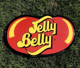 Collectible 3ft Original Jelly Belly Store Sign