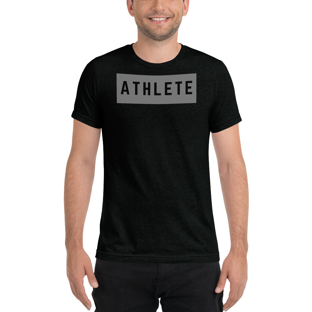Athlete Short sleeve t-shirt - HotGymapparel