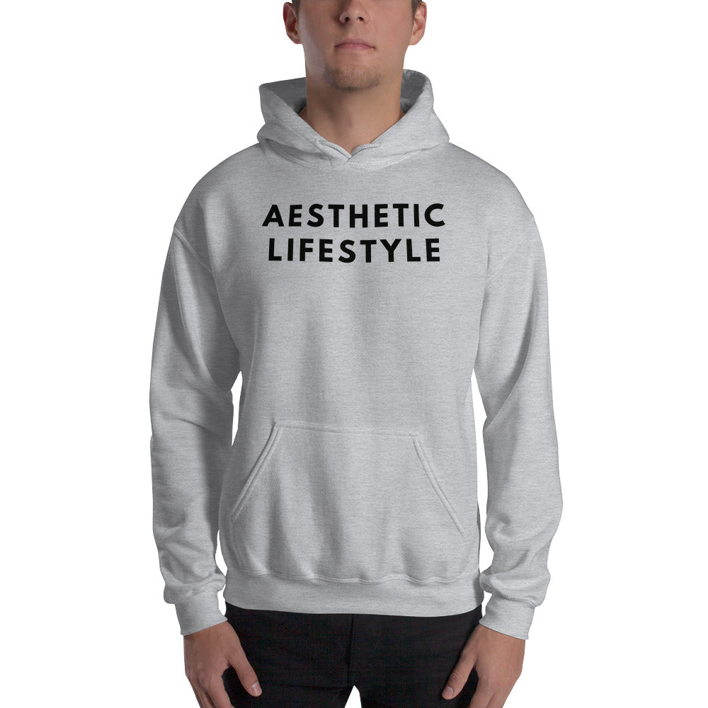 Aesthetic Lifestyle Hoodie - HotGymapparel