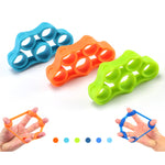 Silicone Ring Hand Grip Strengthener - HotGymapparel