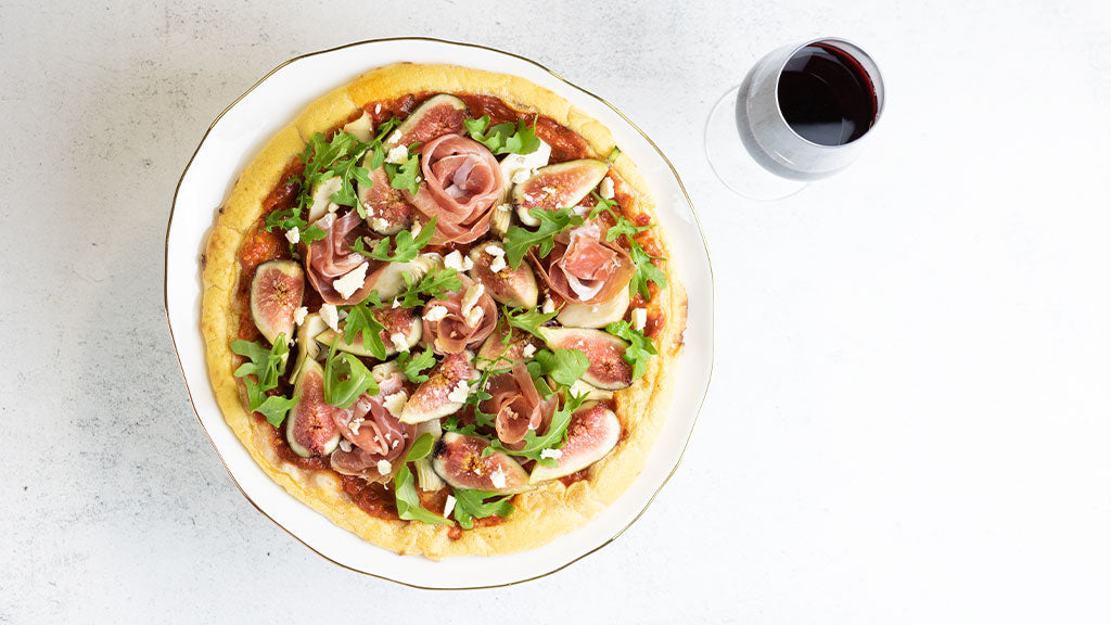 Il Uno Artisan Stone Baked Pizza - Pigs & Figs Pizza