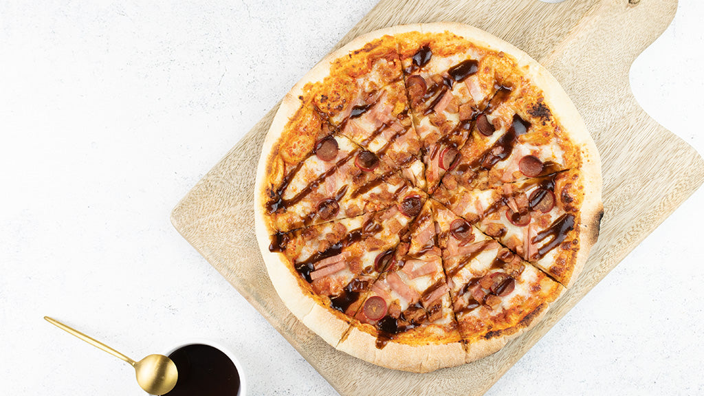 BBQ Meat Lovers Pizza