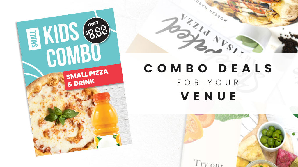 Top Combo Deals for Foodservice Venues
