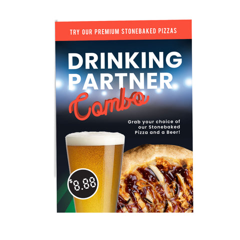 Footy Drinking Partners Combo Collection