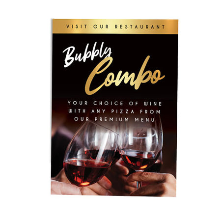 Bubbly Combo Deal - Premium Gold