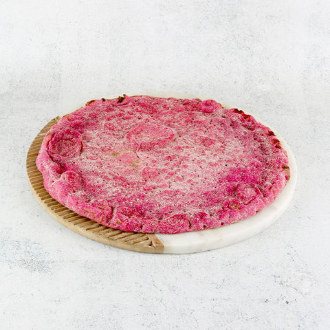 Vegetable Pizza Base - Beetroot
