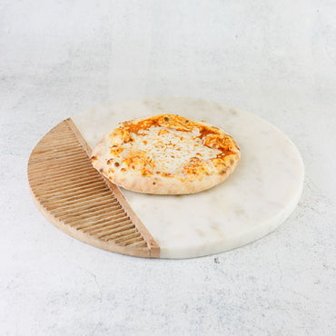 "6"" Classic Margherita Pizza Base"