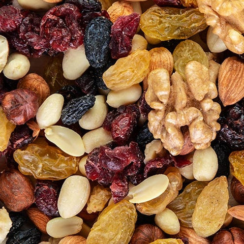 Fruits & Snacks - Dried and Fresh