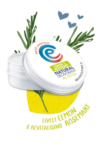 Earth Conscious Deodorant Tin