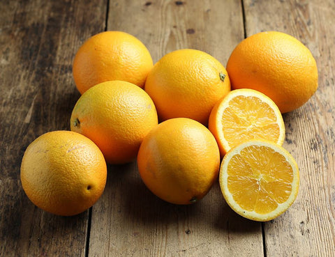 Organic Large Oranges loose