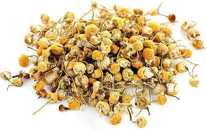 Organic Camomile loose leaf tea 50g
