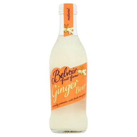 Belvoir organic drinks 250ml