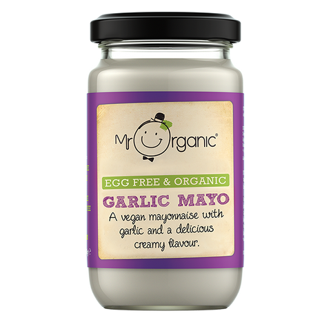Egg-Free Garlic Mayo 180g