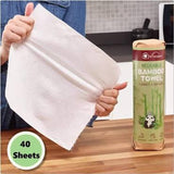 Bamboo Kitchen Towels - Reusable
