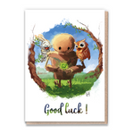 Greeting Card - Lucky Find