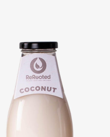 Rerooted Coconut Milk