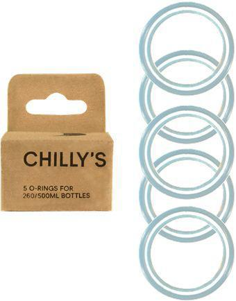 Chilly`s O-Rings For 260\500ml Bottle