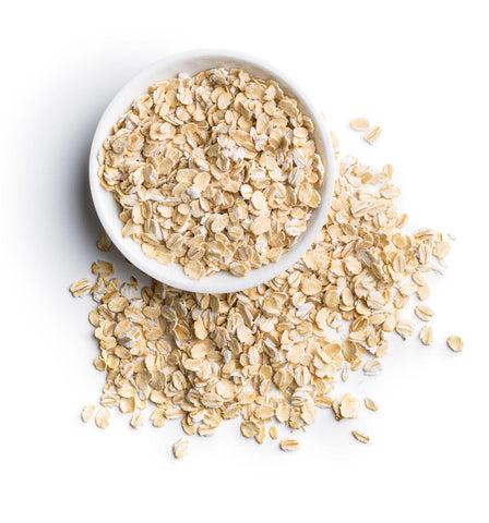 Organic Rolled Oat Flakes Regular