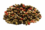 Peppercorns - Black- White- Green & Pink