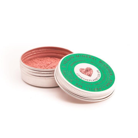 Love The Planet - Mineral Blusher