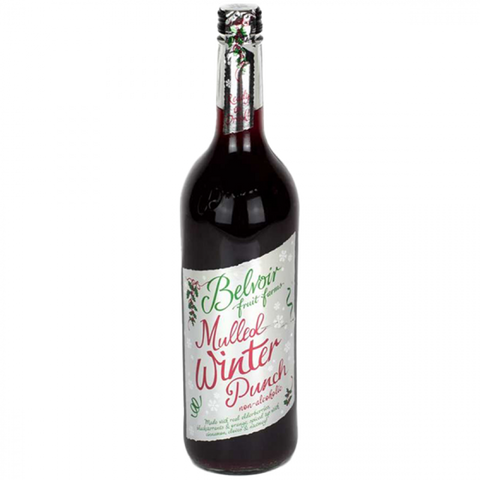 Belvoir Mulled Winter Punch 750ml