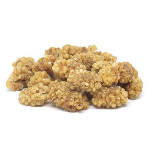 Organic Mulberries - White