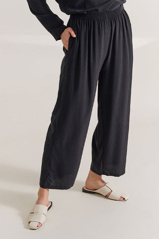 Black pants loungewear by AVMM